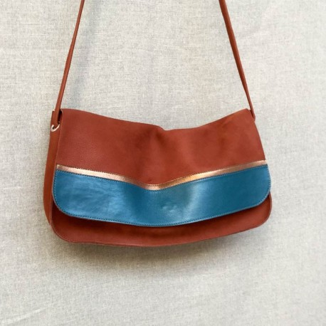 sac besace Lucie